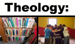 Theology is books and people