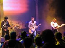Building 429 in concert