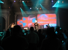 Thousand Foot Krutch in concert