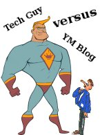 Tech guy versus youth ministry blog
