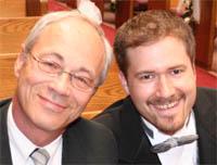 Tim and Jerry Schmoyer