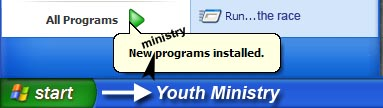 New ministry programs installed