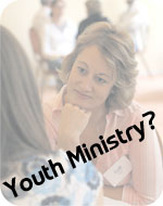 youth ministry?