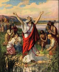 Ezra prays