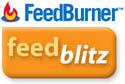 Feedburner and Feedblitz logos