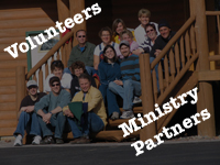 Volunteers versus Ministry Partners