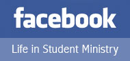 Life in Student Ministry on Facebook