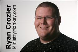 Ryan Crozier of MinistryMonkey.com