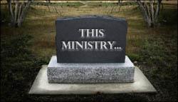 Ministry R.I.P.