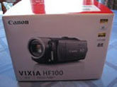 Free Canon HD video camera