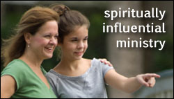 A spiritually influential youth ministry
