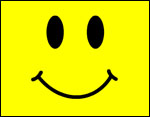 Big yellow smiley