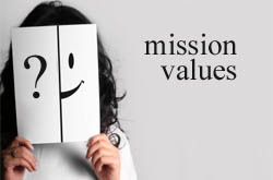 Church mission and values