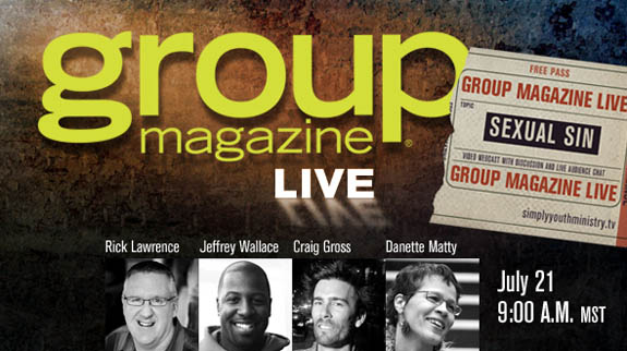 Group Magazine Live
