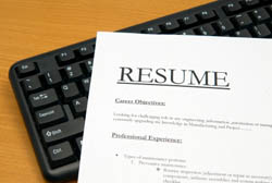 Youth ministry resume tips