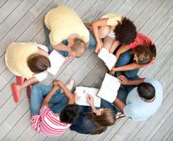 Discipling teens